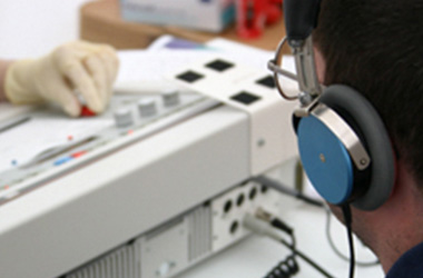 audiometer calibration