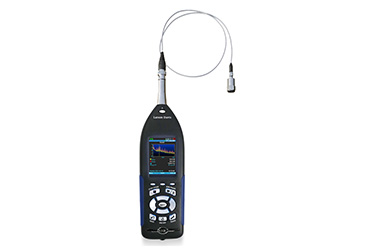 831C-FFT sound level meter for fast fourier transform analysis