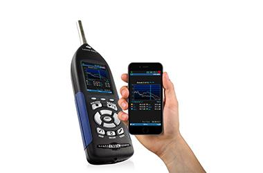 LD SoundAdvisor Model 831C Sound Level Meter with Phone App
