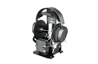 AEC210 headphone production test fixture