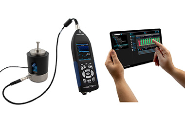 AudCal portable audiometer calibration system
