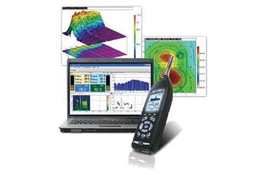 DNA acoustic vibration measurement software