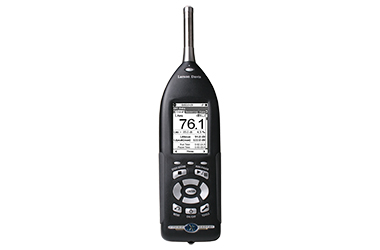 SoundExpert-LxT sound level meter